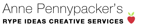 Anne Pennypacker's RYPE Ideas Creative Services